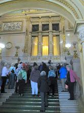 Photo: Entering the Opera
