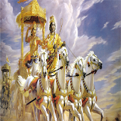 Bhagavad Gita in Hindi and Englsih (Hindi Audio)