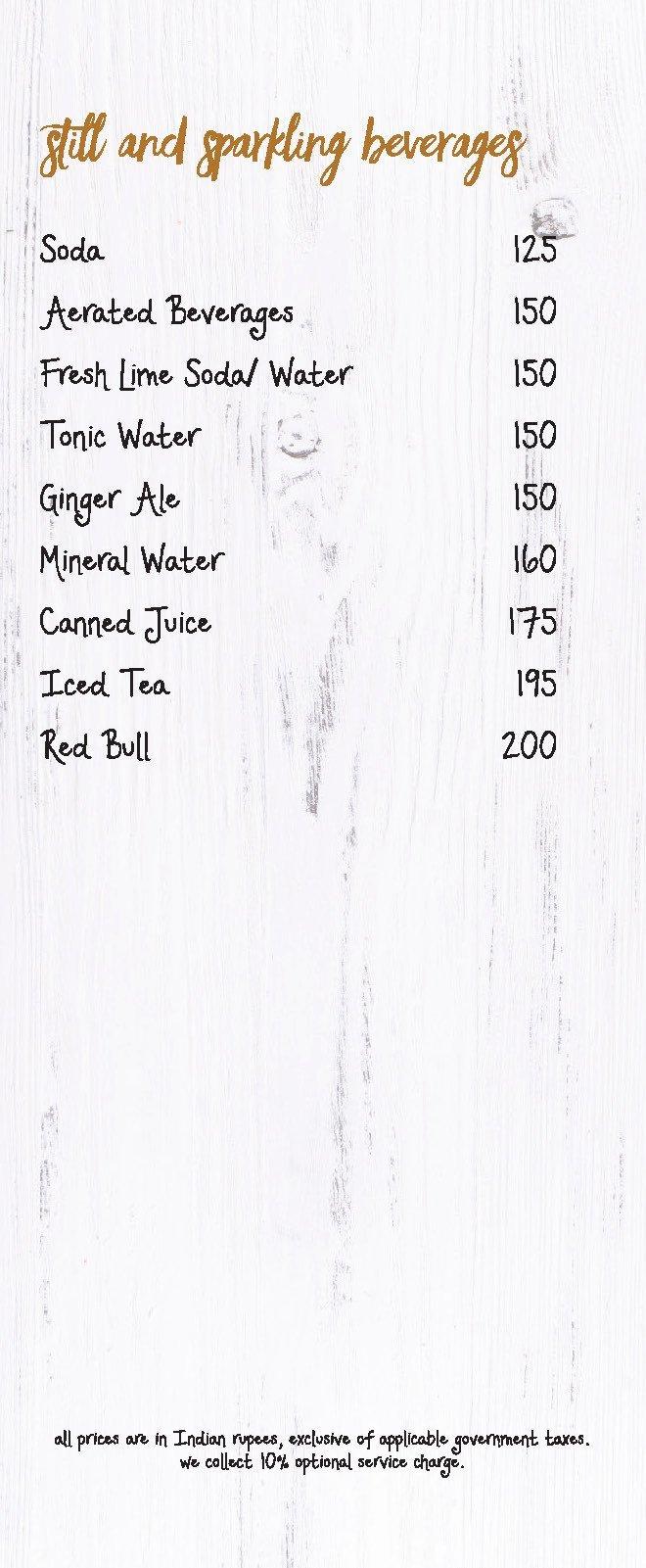 Made In  Punjab menu 21