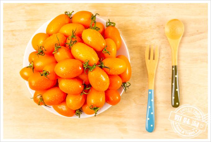 美濃澄蜜香玉女小番茄1
