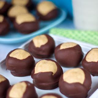 Vegan Buckeye Candy Recipe