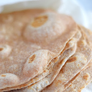Authentic Mexican Flour Tortillas (White & Whole Wheat Versions).