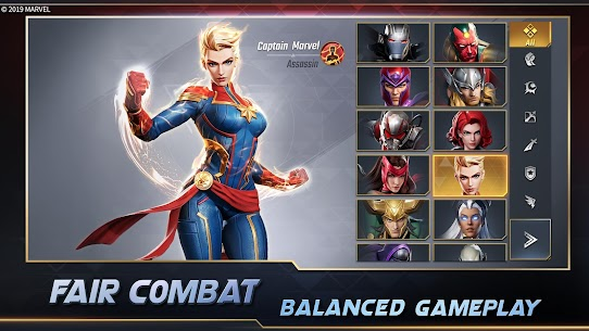 MARVEL Super War MOD (Unlimited Money) 3