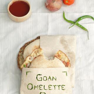 Goan Omelette Poi