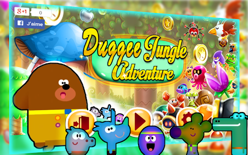 Duggee Jungle Adventure - náhled