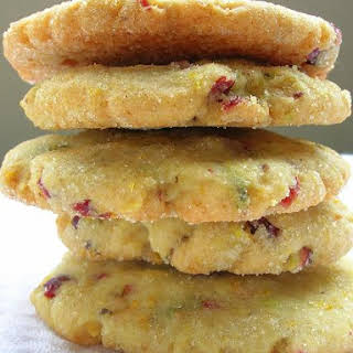 Cranberry Orange Cookies.