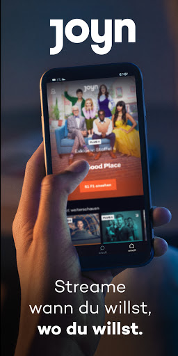Joyn | deine Streaming App 3.6.1 screenshots 1