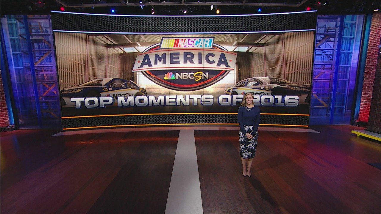 Watch NASCAR Top Moments of 2016 live