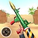 Critical Shoot Cover: Action Shooting Game 2020 icon