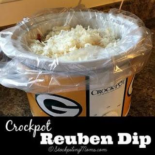 Crockpot Reuben Dip.