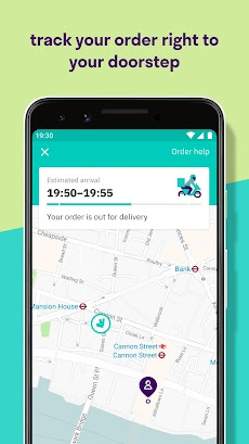 Deliveroo: Food Deliveryのおすすめ画像4