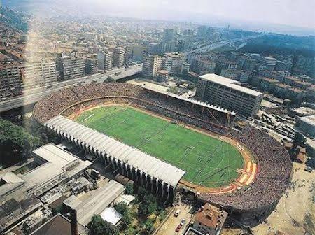 Ali Sami Yen, Istanbul ( oud stadion).