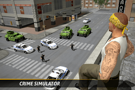 Real Gangster Vegas Crime Game 1.9 screenshots 2