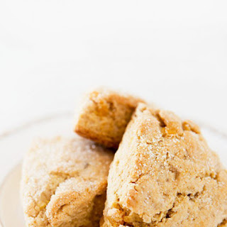 Ginger Scones.