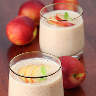 Peaches and Creme Shakeology Recipe