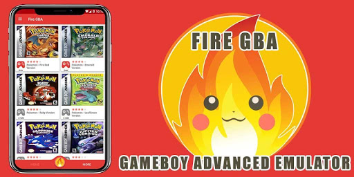 Fire GBA Emulator 1.2.5 screenshots 1