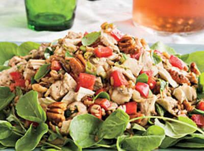 Chicken-and-wild Rice Salad Recipe