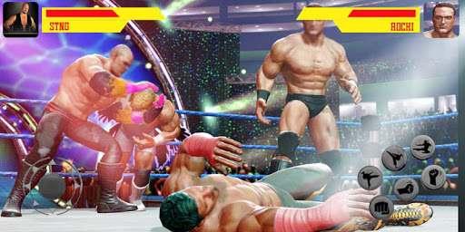 Wrestle Smash : Wrestling Game & Fighting 1.0 de.gamequotes.net 2