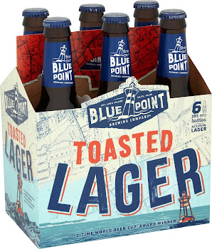 Blue Point Brewing Company Toasted Lager - 6 x 355ml