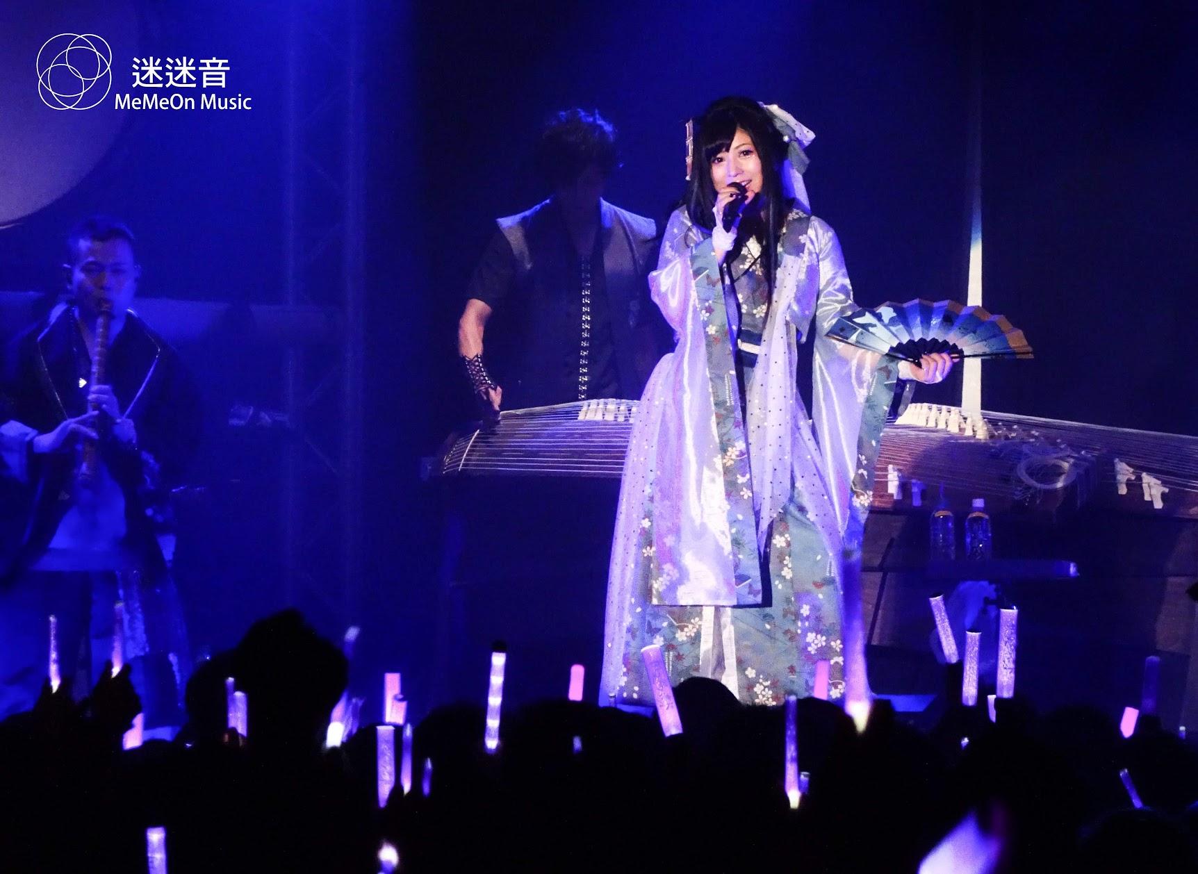 【迷迷現場】詳細報導 和樂器樂團三度攻台 翻唱送台灣