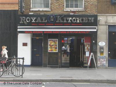 Royal Kitchen on Aldgate High Street - Restaurant - Mediterranean in ...