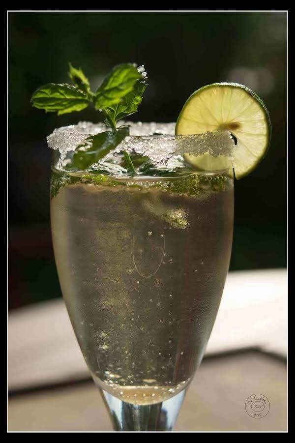 Elderberry Cocktail Recipe