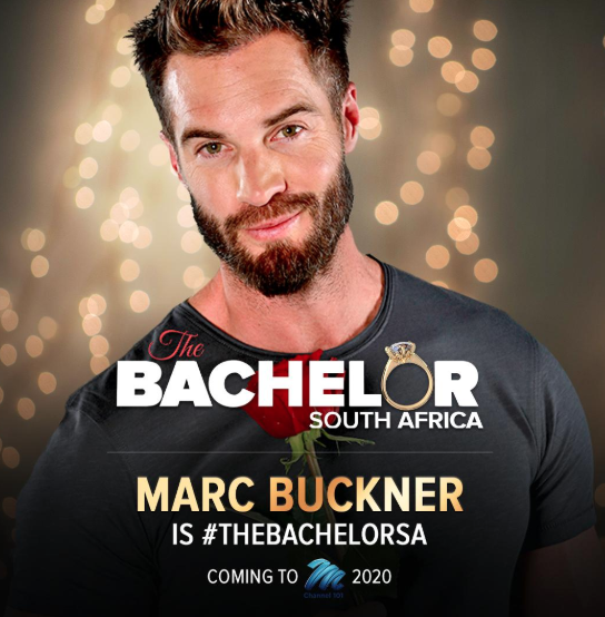 Marc Buckner is being paid but that's to 'allow him to take time off to focus on his quest for love'