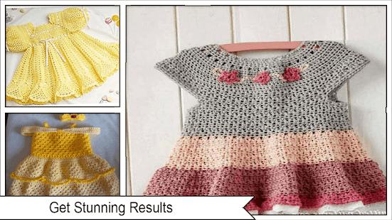 Beauty Häkeln Baby Kleid Muster – Apps bei Google Play