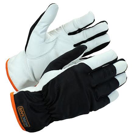 Handske Worksafe strl 9