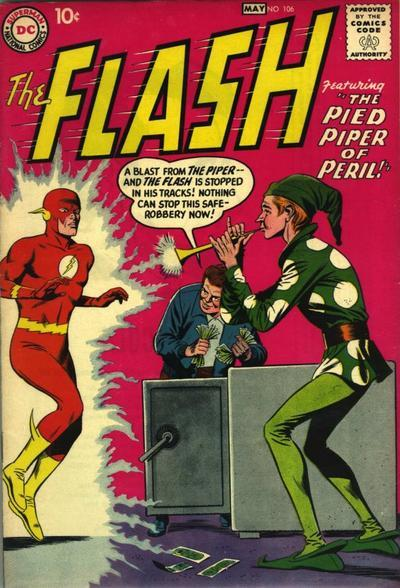 Image result for flash 106
