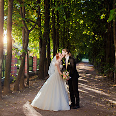 Wedding photographer Oksana Zazelenskaya (Deisy). Photo of 21.08.2015