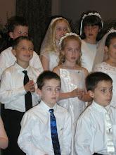 Photo: First Communion