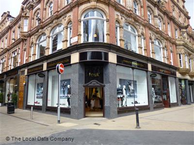 a82e3682240 French Connection on Vicar Lane - Fashion Shops in City Centre ...