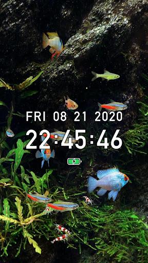 Mini Aqua: Tropical Fish Tank 2.2 screenshots 2