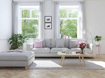 Appartement 2 pièces 90 m2