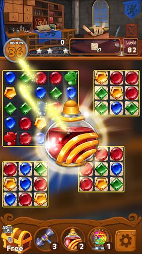 Jewels Magic Kingdom: Match-3 puzzle 1.3.12 screenshots 12