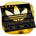 Gold Clover Keyboard for adidas icon