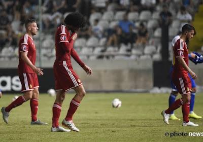 Des Diables Rouges de honte s'imposent à Chypre