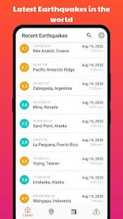 Download Earthquake Alerts For PC Windows and Mac apk screenshot 2