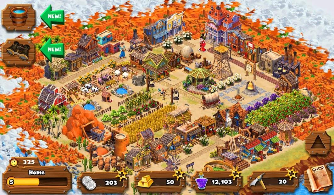Westbound:Perils Ranch screenshot 11