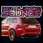 Engine sounds of SRT8