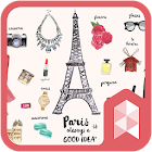 Dresscode Paris Launcher theme icon