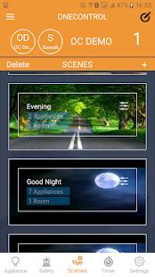 OneControl V3 - náhled