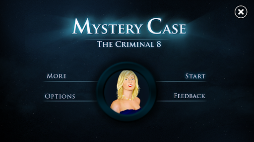 Mystery Case: The Criminal 8