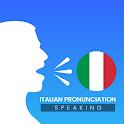 Italian Pronunciation icon