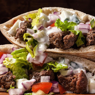 Ground Beef Gyros Recipes
