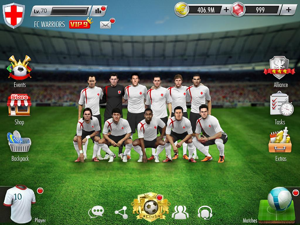 Football Master- screenshot
