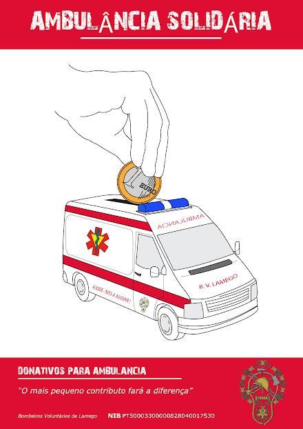 Apoio na Aquisição de uma Ambulância de Socorro