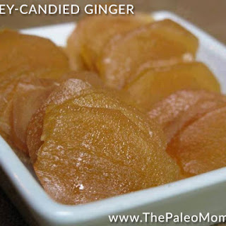 Honey-Candied Ginger Recipe