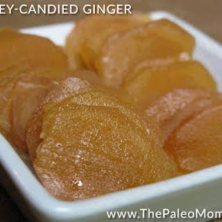 Candied Ginger Drink Recipes.